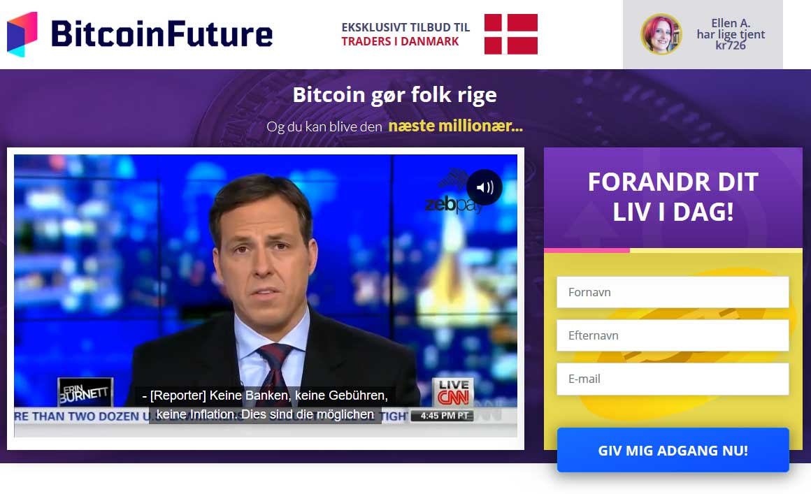 Bitcoin Future Anmeldelse
