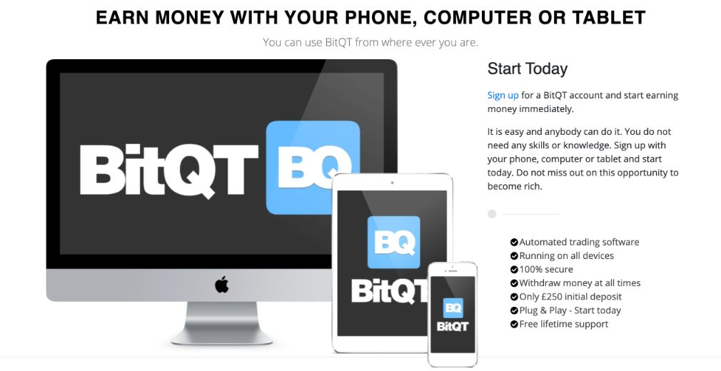 BitQT devices