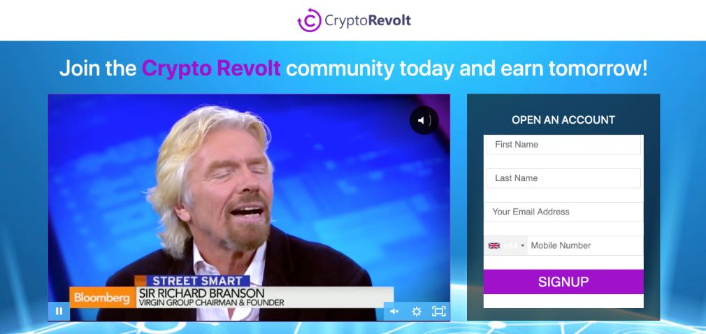Crypto Revolt Review